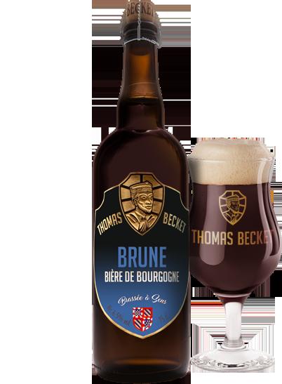 Bière Thomas Becket Brune