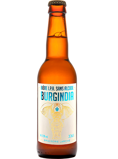Burgindia Sans Alcool